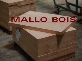 Mallo Bois Solid wood panels - edge-glued panels - FJL - finger-joined laminated panels