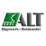 Sägewerk Karl Alt GmbH & CoKg Logo