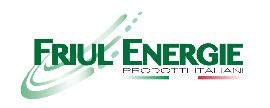 FRIUL ENERGIE SRL Pellets per riscaldamento
