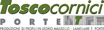 Manufacturer Of Panels For Doors - TOSCOCORNICI PORTE SRL