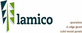 Lamico B.V.     Paneles de madera maciza - paneles alistonados - Tablero Macizo