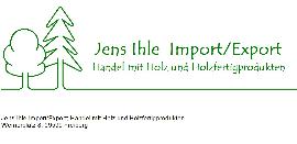 Jens Ihle Import/Export  Handel mit Holz und Holzfertigprodukten Finger-joined   glued components
