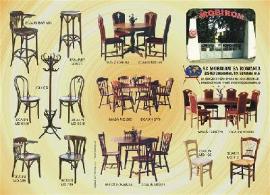SC MOBIROM SA Chairs