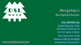 DSL Wood Oy Exporters