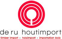 DE RU HOUTIMPORT B.V. Logo