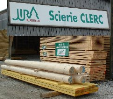 CLERC Scierie Softwood sawmills