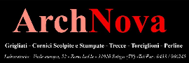 Furniture Component Producer - ARCHNOVA SRL