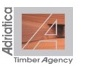 Half-Edged Boards - Adriatica timber agency srl