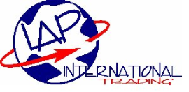 LAP International Logo