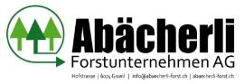 Abächerli Forstunternehmen AG Logo