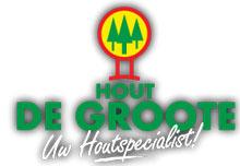 NV HOUT DE GROOTE Logo