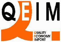 QEIM s.r.l. Importateurs - stockistes - distributeurs
