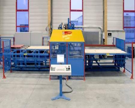 Hans Hundegger Maschinen GmbH - Machinery - equipment manufacturers
