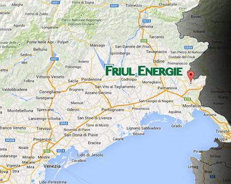 FRIUL ENERGIE SRL
