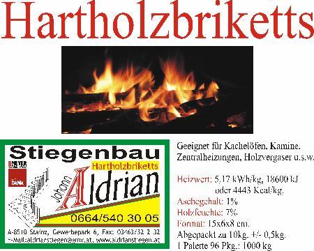 Stiegenbau Aldrian Johann