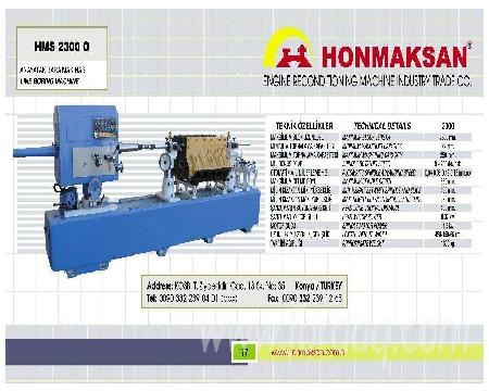 Honmaksan Engine Recording Machines and Trading Company