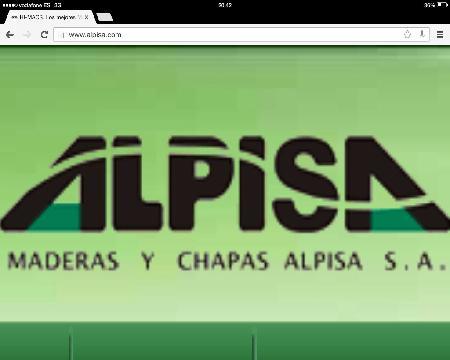 Maderas y chapas alpisa s a chapa de madera rebanada - Maderas y chapas ...