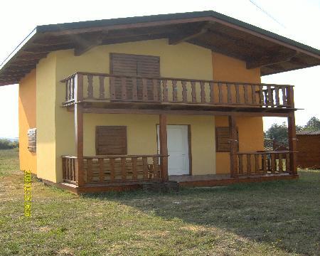 S b strutture in legno s r l produttori case in legno for Produttori case in legno italia