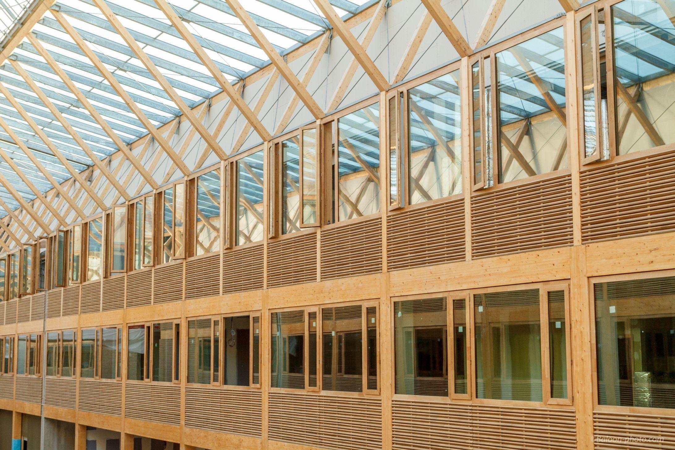 Prix national de la construction bois 2015 en d tail for Prix bois construction