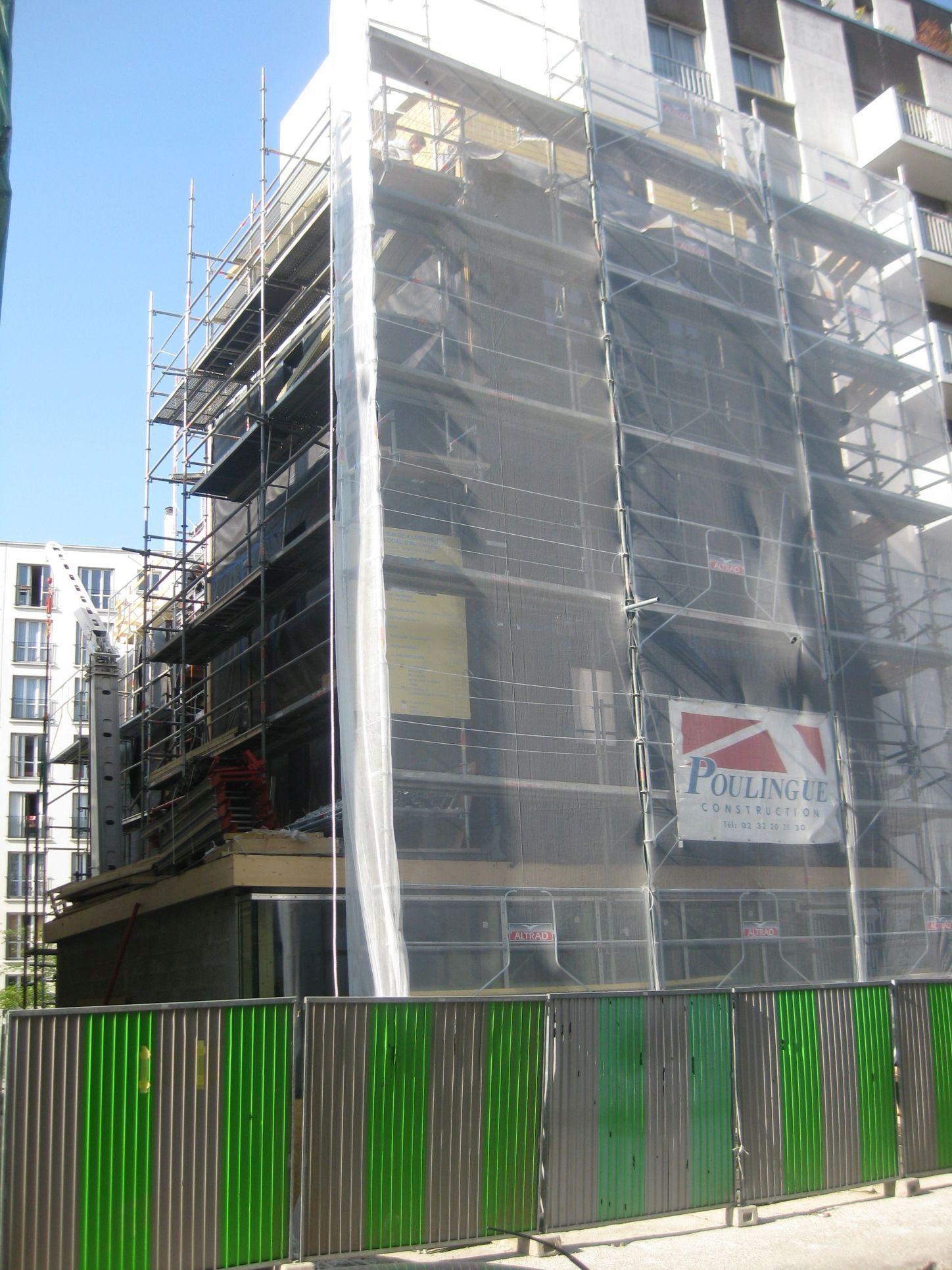 Bois dans la construction