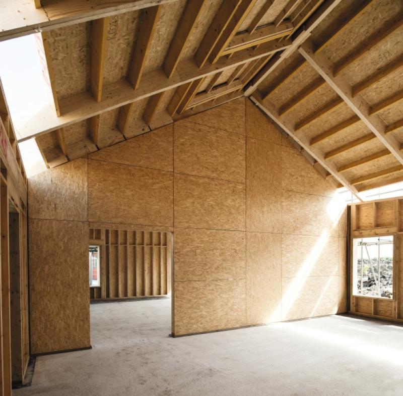 egger turns osb focus on uk timber frame market. Black Bedroom Furniture Sets. Home Design Ideas