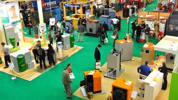 Salon bois energie wood energy exhibition in nantes 19 - Salon du bois nantes ...