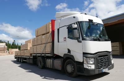 France: Boom in demand for sawn softwood