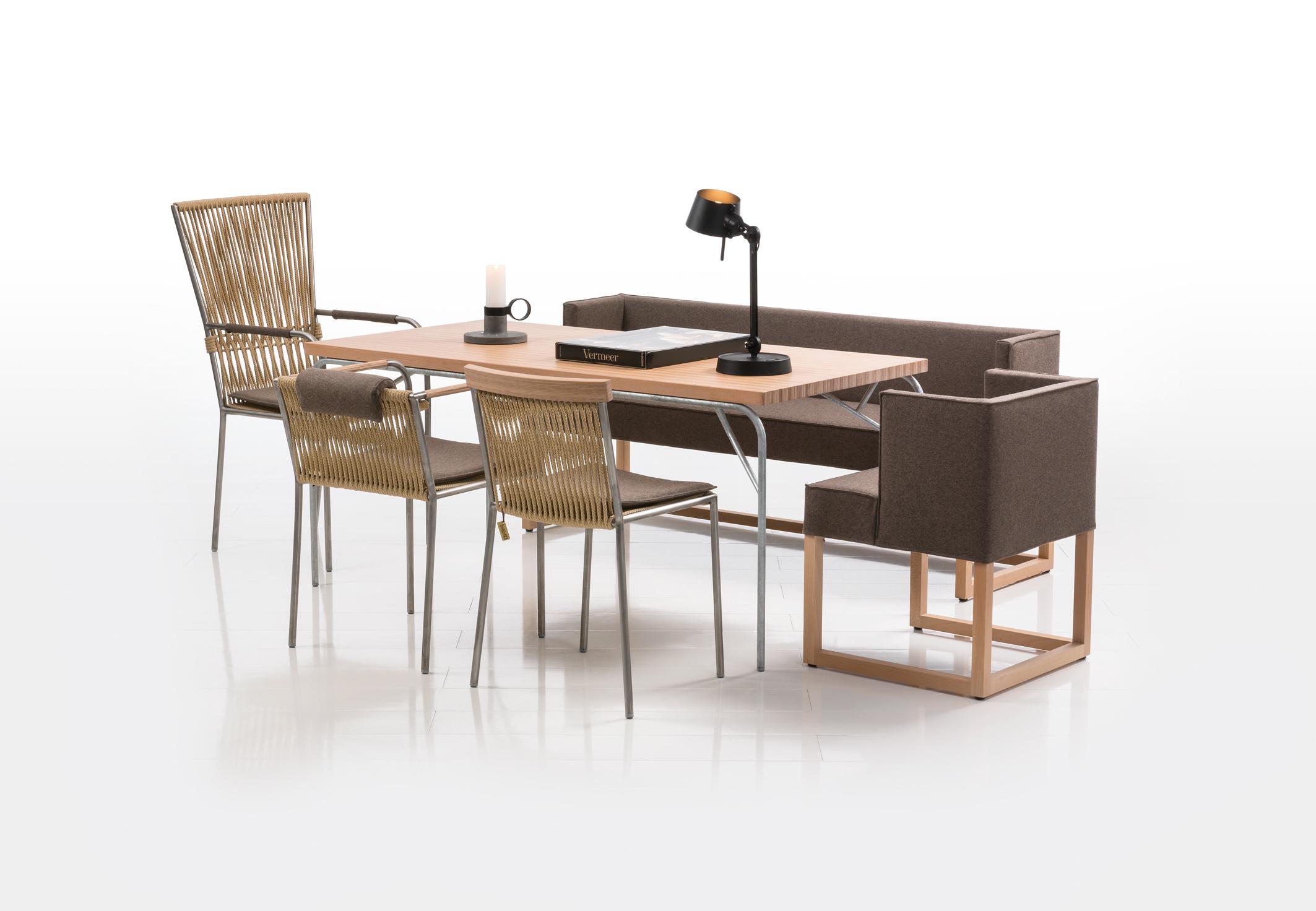 Wohnen: Ohne Tisch und Stuhl geht\'s nicht