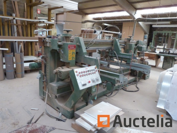 Auctelia Two Auction Sales Of Woodworking Machines And Equipment