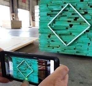 Il rivoluzionario sistema di misurazione del legname Tally Express è arrivato in Italia