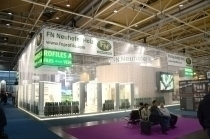 FN Neuhofer Holz Domotex Messestand