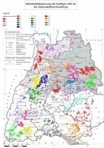 Künftige Struktur Staatswald BW