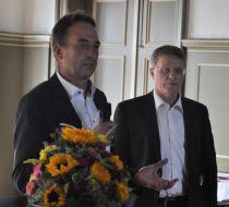 Stefan Leser und Eckhard Schäpe