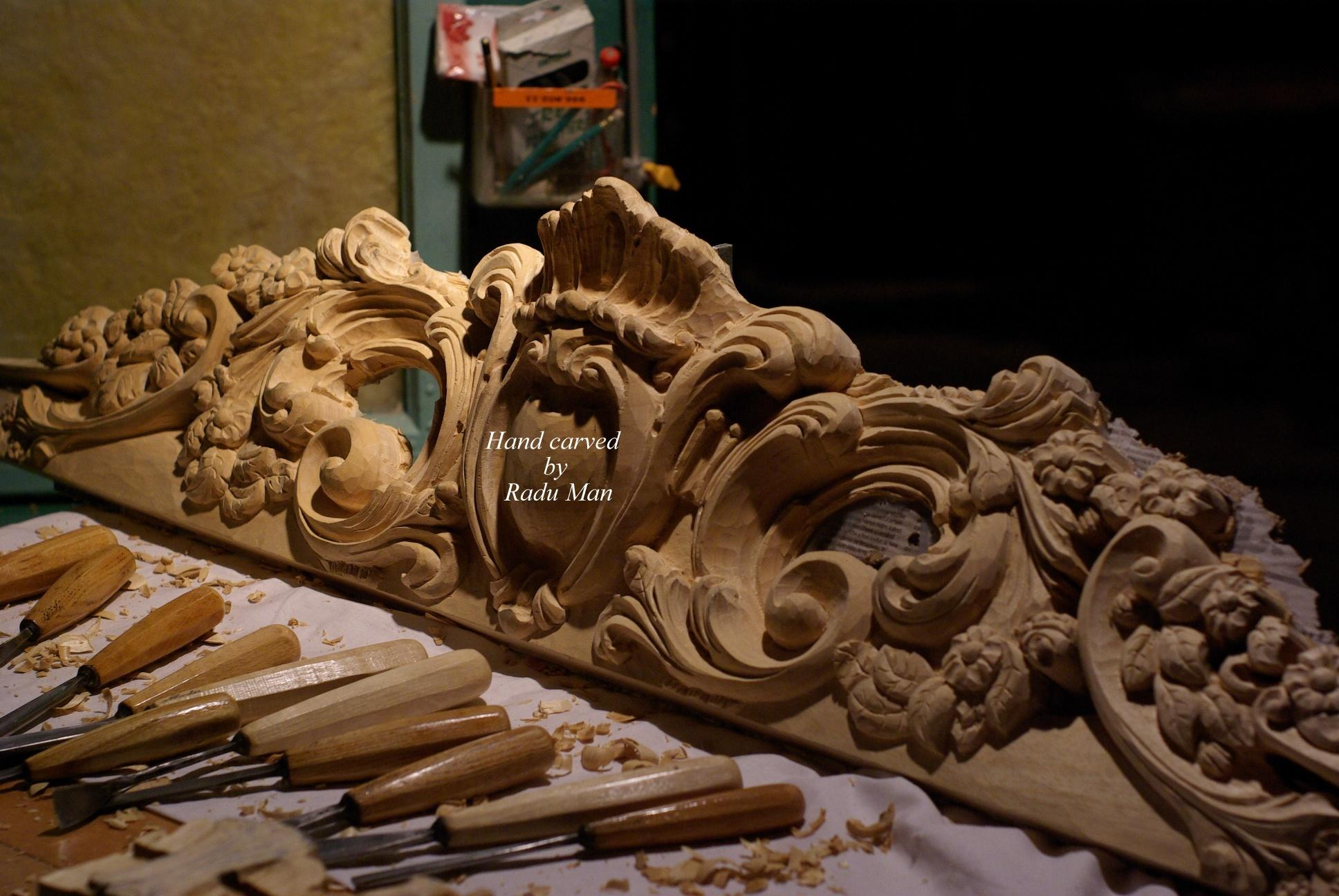 WOOD CARVED PARTS FOR FURNITURE, AND STAIR PARTS