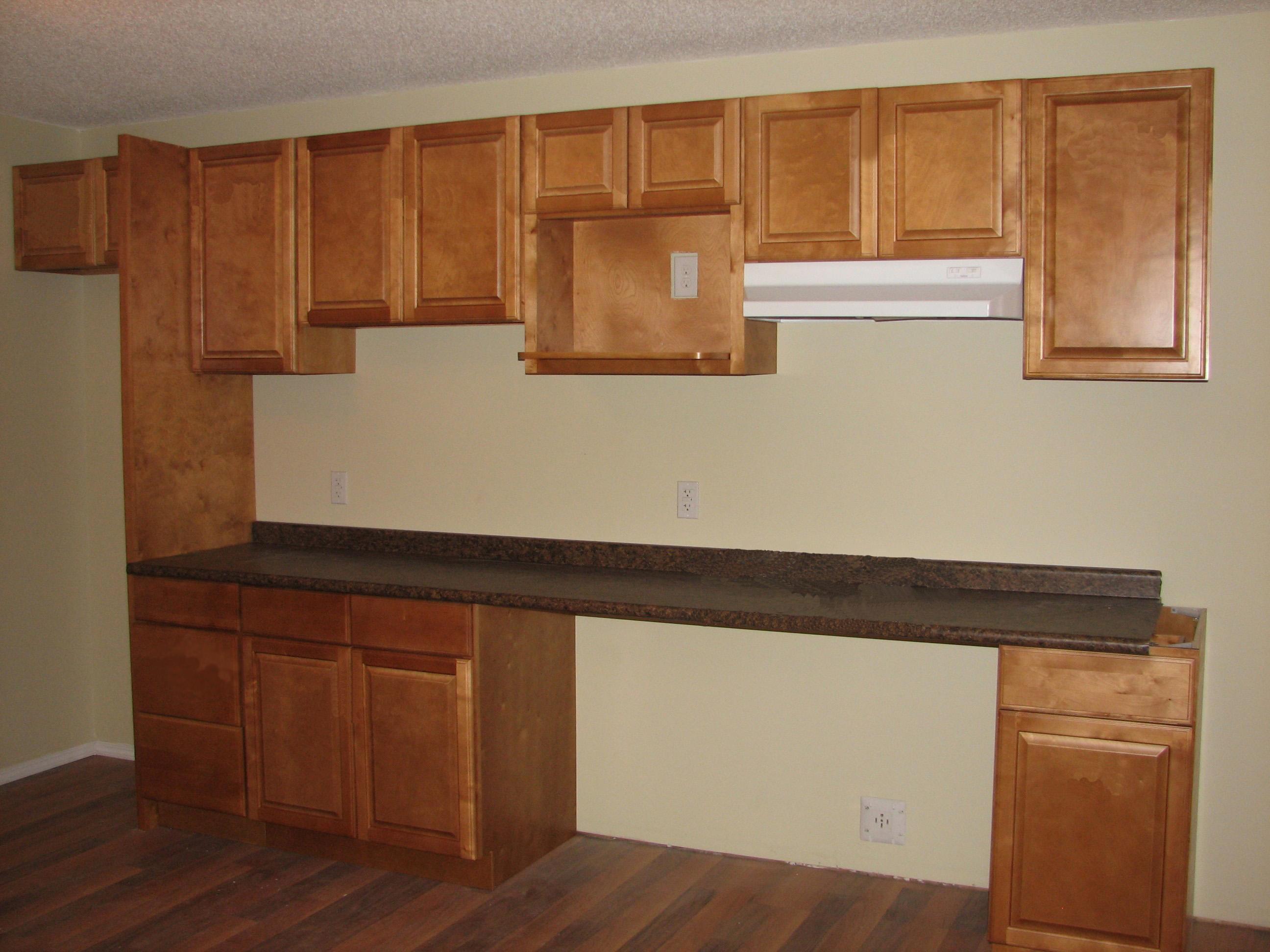 Cmo Instalar Gabinetes De Cocina Molduras De Corona » Home Design  #6F3E22 2592x1944