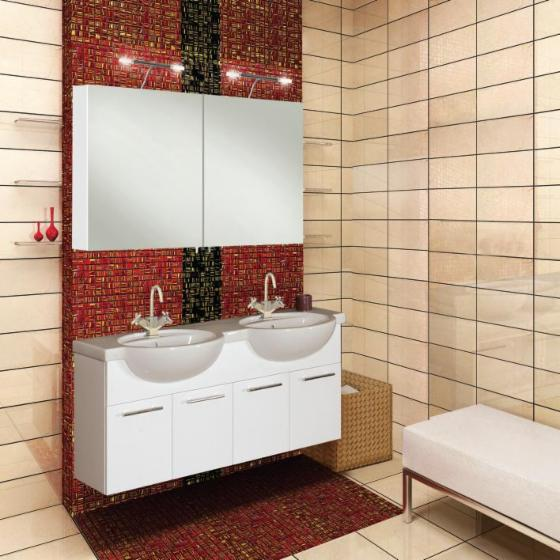 Vend ensemble pour salle de bain design autres mat riaux for Materiaux salle de bain