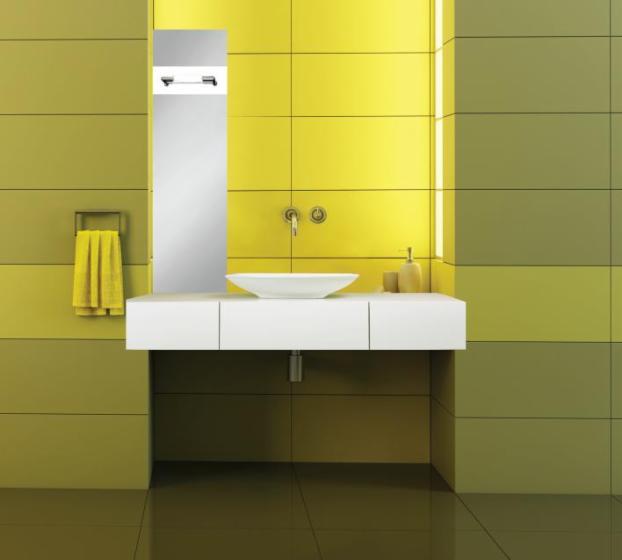 Vend ensemble pour salle de bain contemporain autres mati res panneau hdf evropa - Panneau bois pour salle de bain ...