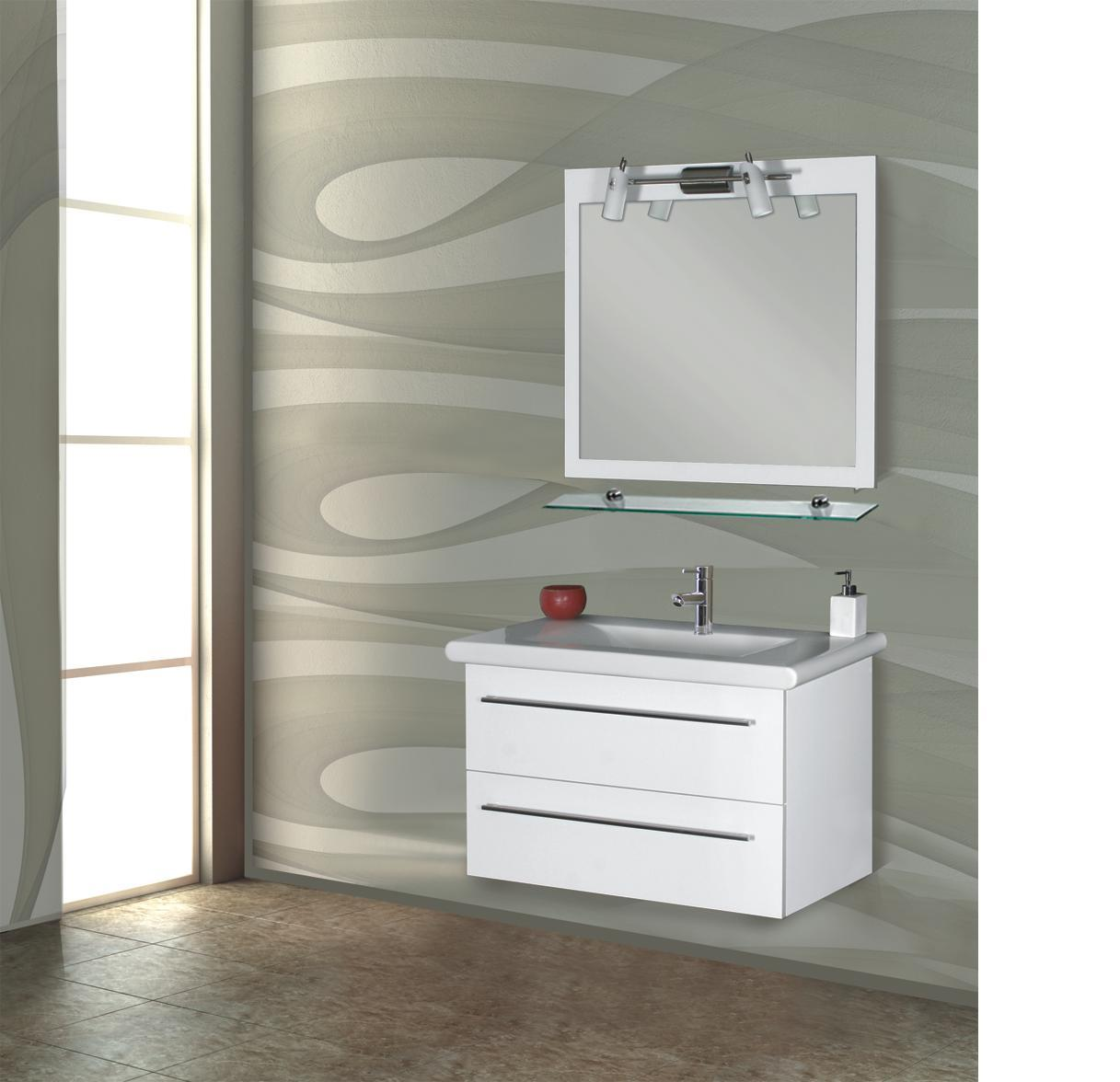 Ensemble pour salle de bain design 100 0 500 0 pi ces for Ensemble salle bain