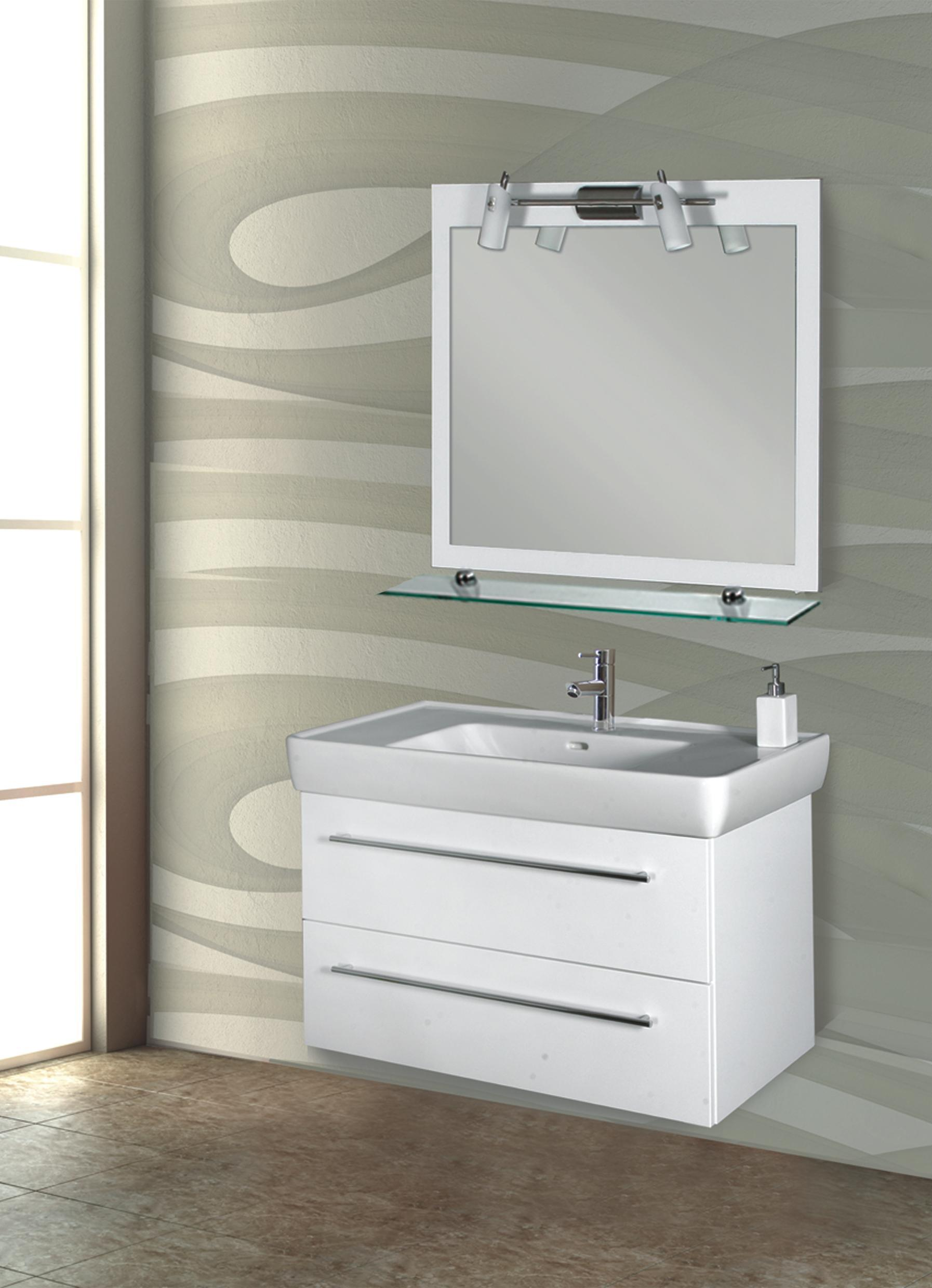 Outlet Mobili Bagno Online. Great Mobile Bagno Minimal Zen With ...