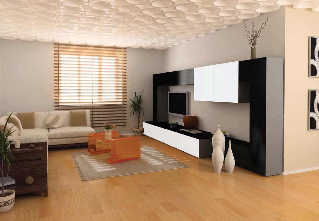 Garniture za dnevne sobe, Dizajn, 10 100 komada