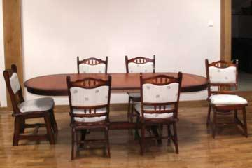 Dining Sets, Contemporary, 200   500 pieces