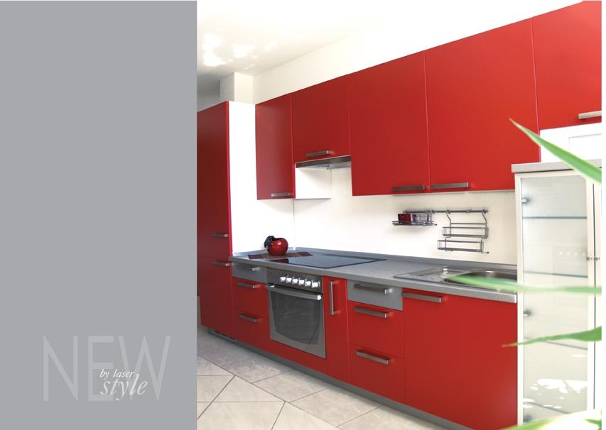 Kitchen Sets - Open Kitchen Design