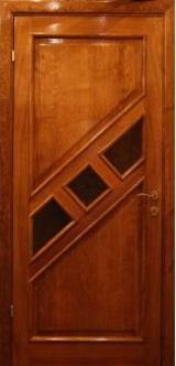 Wood Doors, Windows And Stairs - Oak Doors from Romania