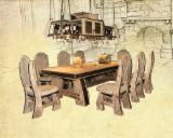 Angro  Seturi Sufragerie - Seturi sufragerie, Antichitate reală, 1.0 - 40.0 bucăţi pe lună