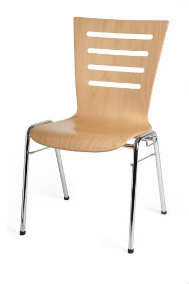 Contemporary-Plywood-Lakier-Dining-Chairs