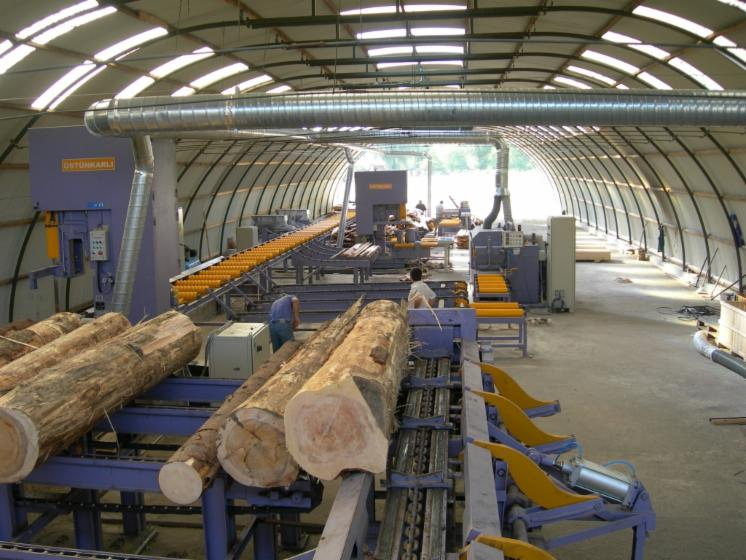 New Sawmill For Sale Turkey