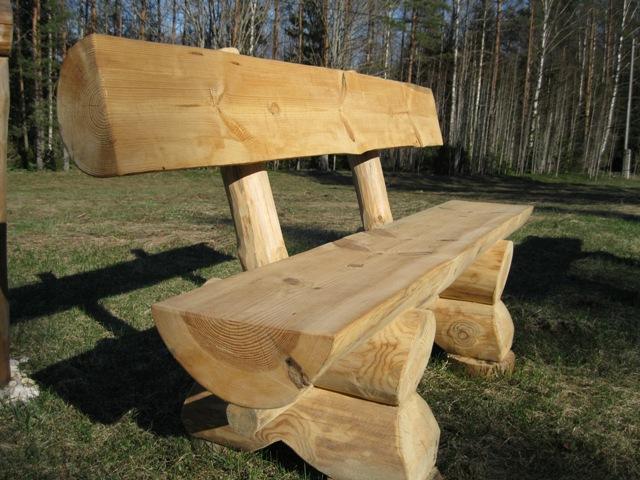 handmade garden furniture. Black Bedroom Furniture Sets. Home Design Ideas