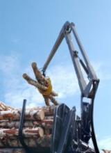Austria Forest & Harvesting Equipment - New Forstmaster Multi P6200 Accessory Crane Austria