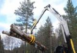 New Forest Harvesting Equipment Austria - Accessories for Harvesting Machines, Accessory Crane, Forstmaster Multi