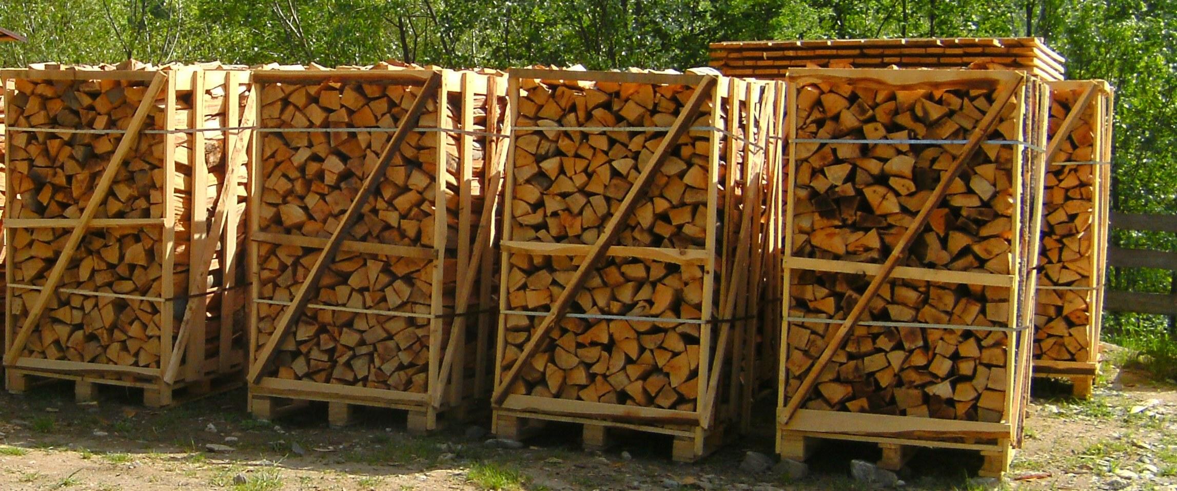 Vendita legna da ardere roma